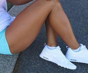 abs, adidas, and gym image