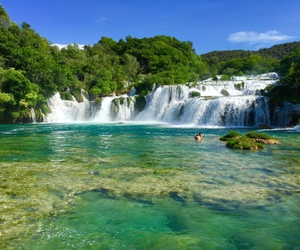 Croatia, lakes, and nature image