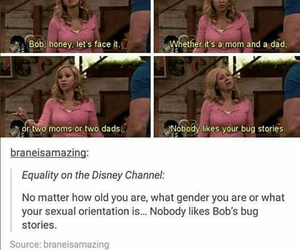 equality, funny, and stories image