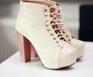 beautful, shoes, and jeffreycampbell image