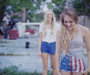 friends, american, and girl image