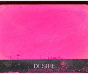 pink, desire, and makeup image