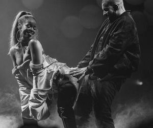 Drake, perfection, and rihanna image