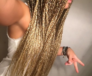 African, extensions, and fun image