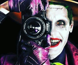 joker, batman, and cosplay image