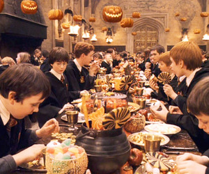 harry potter, Halloween, and food image