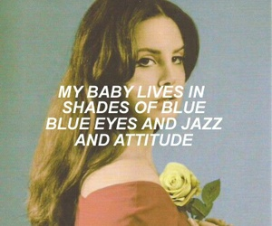 lana del rey, grunge, and Lyrics image