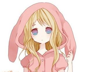 anime, kawaii, and sweet image