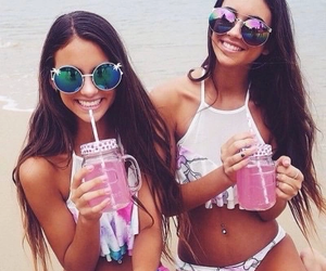 beach, goals, and lips image