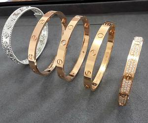 cartier, luxury, and gold image
