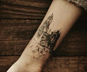 beautiful and tattos image