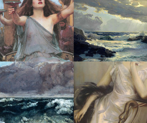 aesthetic, art, and pale image