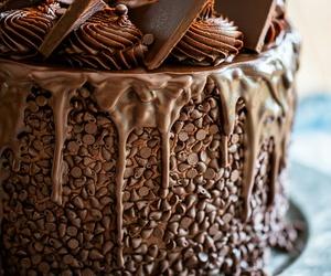 food and chocolate image