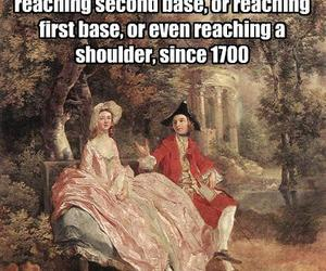 17th century, couple, and lol image