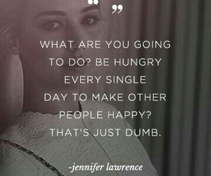 quotes and Jennifer Lawrence image