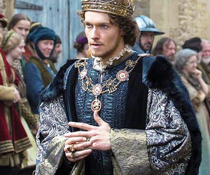 crown and the white princess image