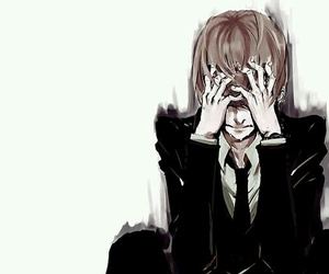 death note, light yagami, and yagami image