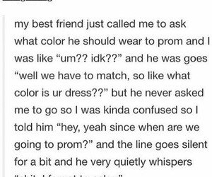 funny, humor, and Prom image