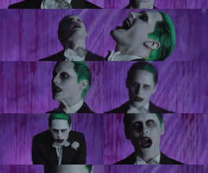 joker and suicide squad image