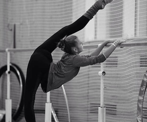 flexibility, russia, and barre image