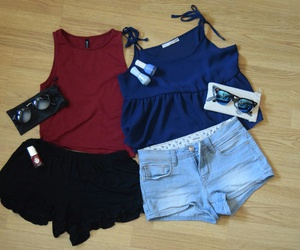 clothes, outfit, and pintauñas image