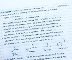 handwriting, study, and beautiful notes image