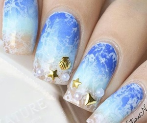 inspiration, nail art, and nail polish image