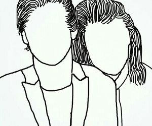 outline, outlines, and larry image
