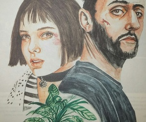 wallpaper and mathilda image