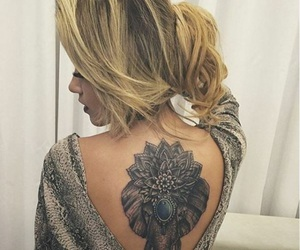 elefante and tatto image