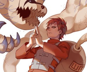 gaara, naruto, and anime image