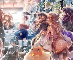 pokemon, anime, and pixiv image