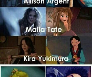 teen wolf, girl, and disney image