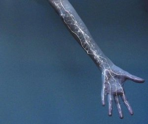 Conceitual, hand, and pale image