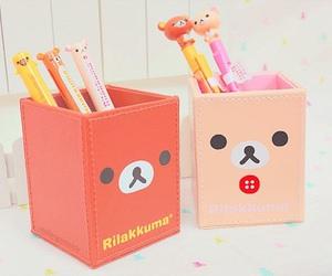 cute, rilakkuma, and kawaii image