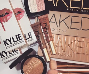 blush, urban decay, and highlighter image
