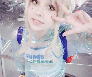 anime, cute, and cosplay image