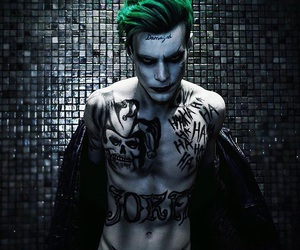 cosplay, joker, and suicide squad image