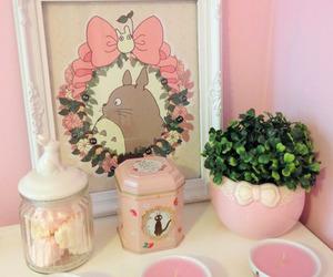 pink, kawaii, and candles image