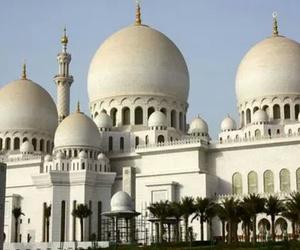 arabic, muslim, and architecture image