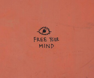 free, quotes, and mind image