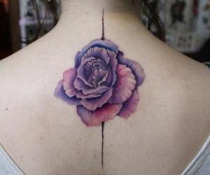 rose, tatto, and rosa quartz image