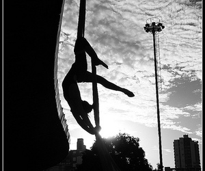 acrobats, beautiful, and shapes image
