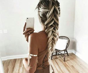 hairstyle, long hair, and lovely image