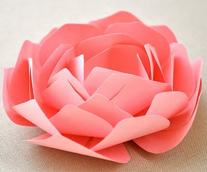 paper flowers image