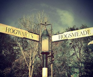 harry potter, hogwarts, and text image