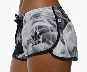 adidas, short, and style image
