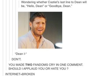 fandom and supernatural image