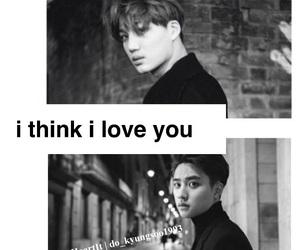 exo, I Love You, and kimjongin image