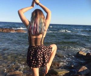 balett, beach, and body image